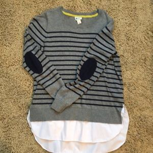 Womens long sleeved sweater
